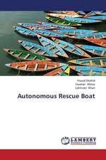 Autonomous Rescue Boat