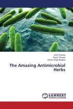 The Amazing Antimicrobial Herbs