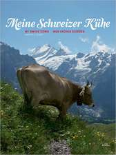 My Swiss Cows:  Lake Lucerne
