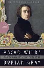Das Bildnis des Dorian Gray / The Picture of Dorian Gray (Anaconda Paperback)
