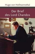 Der Brief des Lord Chandos (u. a.)