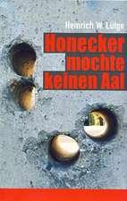 Honecker mochte keinen Aal