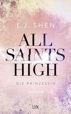 All Saints High - Die Prinzessin