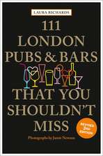 111 LONDON PUBS AND BARS THAT YOU SHO