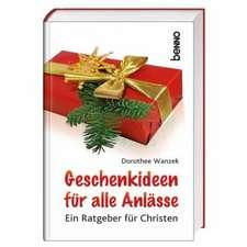 Geschenkideen für alle Anlässe