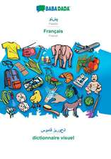 BABADADA, Pashto (in arabic script) - Français, visual dictionary (in arabic script) - Dictionnaire d'image