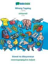 BABADADA, Wikang Tagalog - Greek (in greek script), biswal na diksyunaryo - visual dictionary (in greek script)