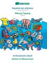 BABADADA, Español con articulos - Wikang Tagalog, el diccionario visual - biswal na diksyunaryo
