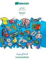 BABADADA, Kurdish Sorani (in arabic script) - Suomi, visual dictionary (in arabic script) - kuvasanakirja