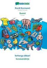 BABADADA, Kurdî Kurmancî - Suomi, ferhenga dîtbarî - kuvasanakirja