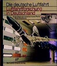 Luftfahrtforschung in Deutschland