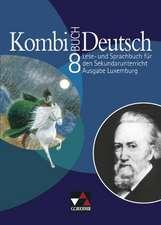 Kombi-Buch Deutsch 8 Ausgabe Luxemburg