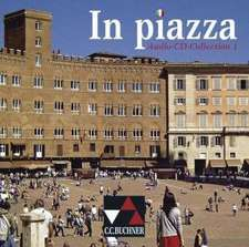 In piazza A/B. Audio-CD-Collection 1