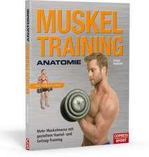 Muskeltraining Anatomie