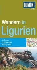 DuMont Wanderführer Ligurien, Italienische Riviera, Cinque Terre