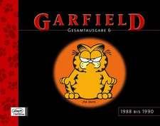 Garfield Gesamtausgabe 06