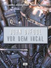 John Difool - Vor dem Incal