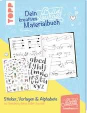 Dein kreatives Bullet-Journal-Materialbuch