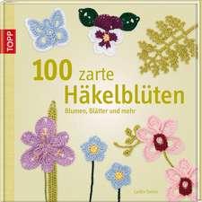 100 zarte Häkelblüten