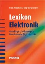 Lexikon der Elektronik