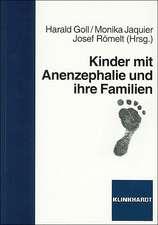 Kinder mit Anenzephalie und ihre Familien