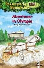 Das magische Baumhaus 19. Abenteuer in Olympia