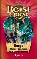 Beast Quest 15. Narga, Monster der Meere