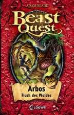 Beast Quest 35. Arbos, Fluch des Waldes