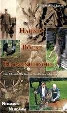 Hahnen-Böcke-Kronenhirsche