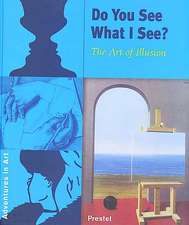 Do You See What I See?: The Art of Illusion