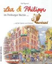 Lea & Philipp im Freiburger Bächle