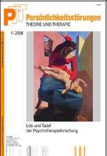 PTT 2008/1 - Was wir zu wissen glauben: Wissenschaftskritik an bisher vorhandenen Therapiestudien