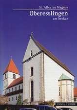 Oberesslingen Am Neckar:  St. Albertus Magnus