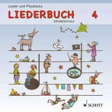 Liederbuch Grundschule. Lehrer-CD 4
