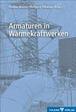 Armaturen in Wärmekraftwerken