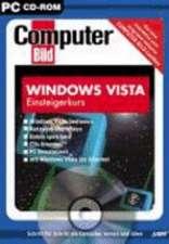 ComputerBild Windows Vista Einsteigerkurs. CD-ROM für Windows Vista/XP