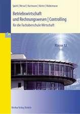 Betriebswirtschaft und Rechnungswesen | Controlling. Klasse 12