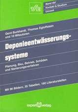 Deponieentwässerungssysteme