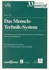 Das Mensch-Technik-System