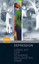 Depression: Leben mit der schwarz gekleideten Dame
