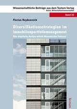 Diversifikationsstrategien im Immobilienportfoliomanagement