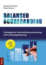 Balanced Scorecarding