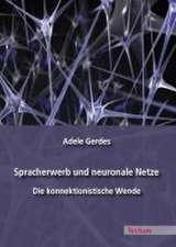 Spracherwerb und neuronale Netze