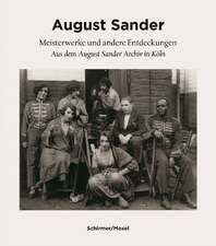 August Sander - Meisterwerke