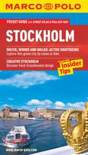 Stockholm Marco Polo Guide [With Map]