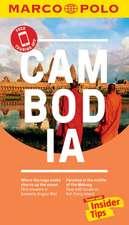 Cambodia Marco Polo Pocket Guide