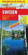 Sweden Marco Polo Map