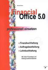 Financial Office 5.0 - professionell einsetzen