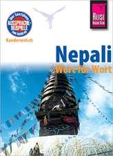 Reise Know-How Sprachführer Nepali - Wort für Wort