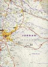 Reise Know-How Landkarte Jordanien / Jordan 1:400.000